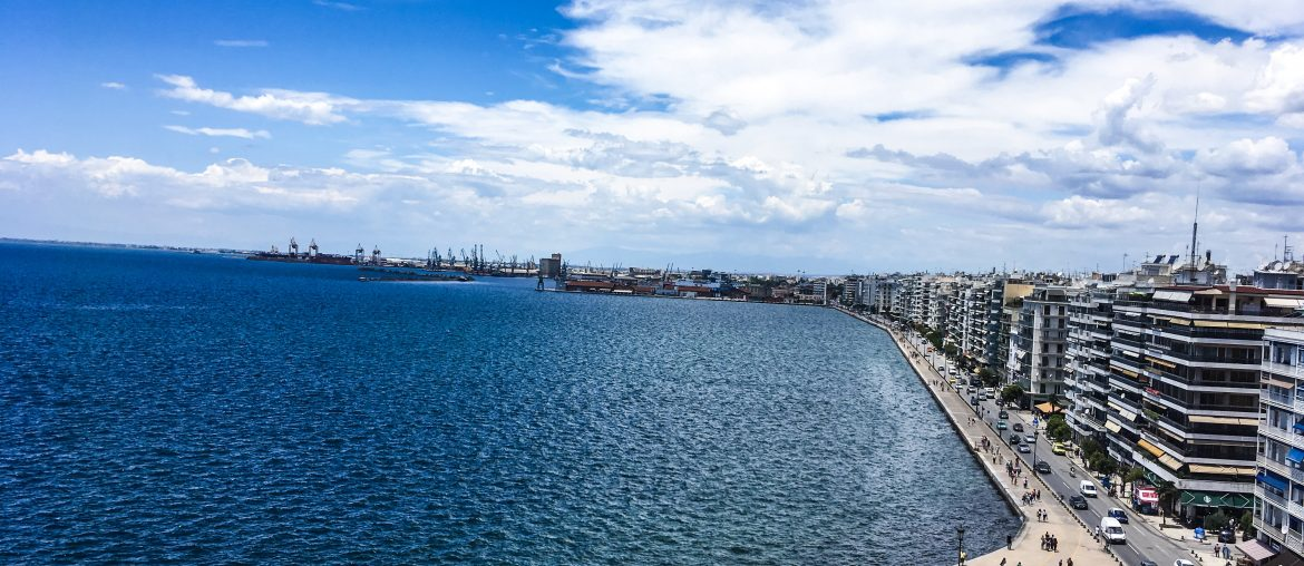 Popping my solo travel cherry in Thessaloniki – Day One